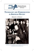 Cover for Technology and Communication in American History