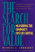 Cover for The Search for Value