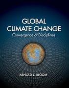 Cover for Global Climate Change