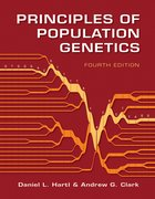 Cover for Principles of Population Genetics