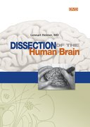 Cover for Dissection of the Human Brain