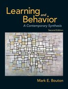 Cover for Learning and Behavior