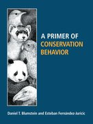 Cover for A Primer of Conservation Behavior