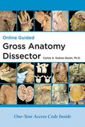Cover for Online Guided Gross Anatomy Dissector