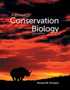 Cover for A Primer of Conservation Biology
