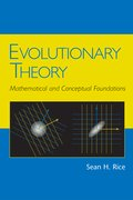 Cover for Evolutionary Theory