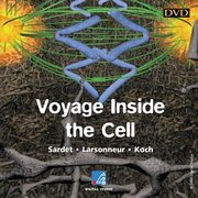 Cover for Voyage Inside the Cell