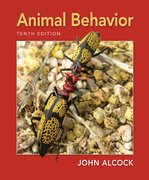 Cover for Animal Behavior