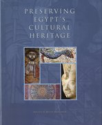 Cover for Preserving Egypt