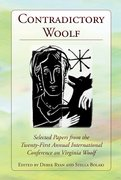 Cover for Contradictory Woolf