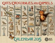 Cover for Cats, Crocodiles, and Camels