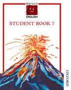 Cover for Nelson English International Student Book 7