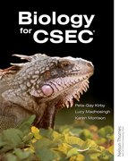 Cover for Biology for CSEC 2nd Edition