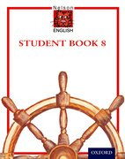 Cover for Nelson English International Student Book 8