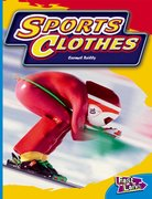 Cover for Sports Clothes Fast Lane Blue Non-Fiction