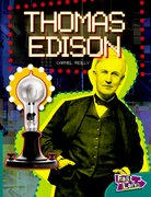 Cover for Thomas Edison Fast Lane Green Non-Fiction