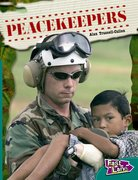 Cover for Peacekeepers Fast Lane Green Non-Fiction