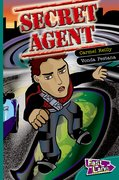 Cover for Secret Agent Fast Lane Green Fiction