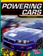 Cover for Powering Cars Fast Lane Green Non-Fiction
