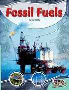 Cover for Fossil Fuels Fast Lane Turquoise Non-Fiction