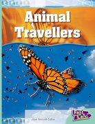 Cover for Animal Travellers Fast Lane Turquoise Non-Fiction
