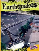 Cover for Earthquakes Fast Lane Gold Non-Fiction