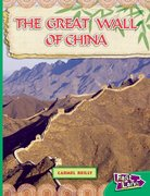 Cover for Great Wall of China Fast Lane Emerald Non-Fiction