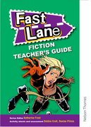 Cover for Fast Lane Fiction Teacher