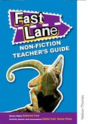 Cover for Fast Lane Non-Fiction Teacher