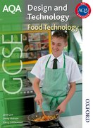 Cover for AQA GCSE Design and Technology: Food Technology