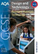 Cover for AQA GCSE Design and Technology: Resistant Materials Technology