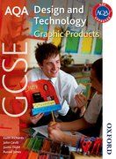 Cover for AQA GCSE Design and Technology: Graphic Products