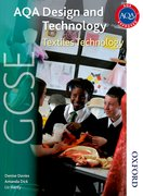 Cover for AQA GCSE Design and Technology: Textiles Technology