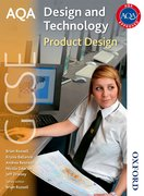 Cover for AQA GCSE Design and Technology: Product Design