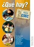 Cover for ?Que Hay? Libro del Alumno para CSEC