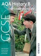 Cover for AQA History B GCSE Historical Enquiry