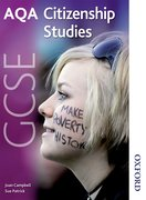 Cover for AQA GCSE Citizenship Studies
