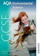 Cover for AQA GCSE Environmental Science Student Book