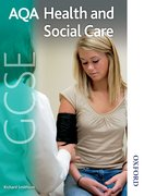Cover for AQA GCSE Health and Social Care