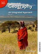 Cover for Geography: An Integrated Approach Fourth Edition