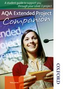 Cover for AQA Extended Project Student Companion