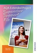 Cover for AQA Extended Project Supervisor Support File