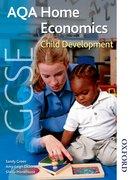 Cover for AQA GCSE Home Economics Child Development