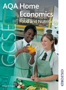 Cover for AQA GCSE Home Economics: Food and Nutrition