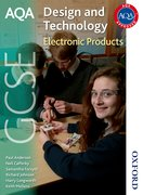 Cover for AQA GCSE Design and Technology: Electronic Products