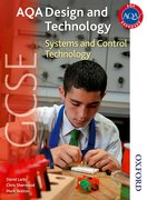 Cover for AQA GCSE Design and Technology: Systems and Control Technology