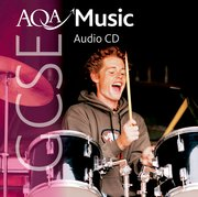 Cover for AQA Music GCSE Audio CD