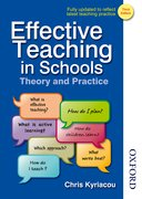 Cover for Effective Teaching in Schools Theory and Practice Third Edition