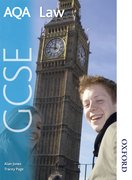 Cover for AQA Law GCSE