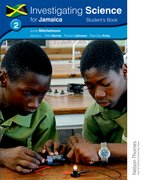 Cover for Investigating Science for Jamaica Student